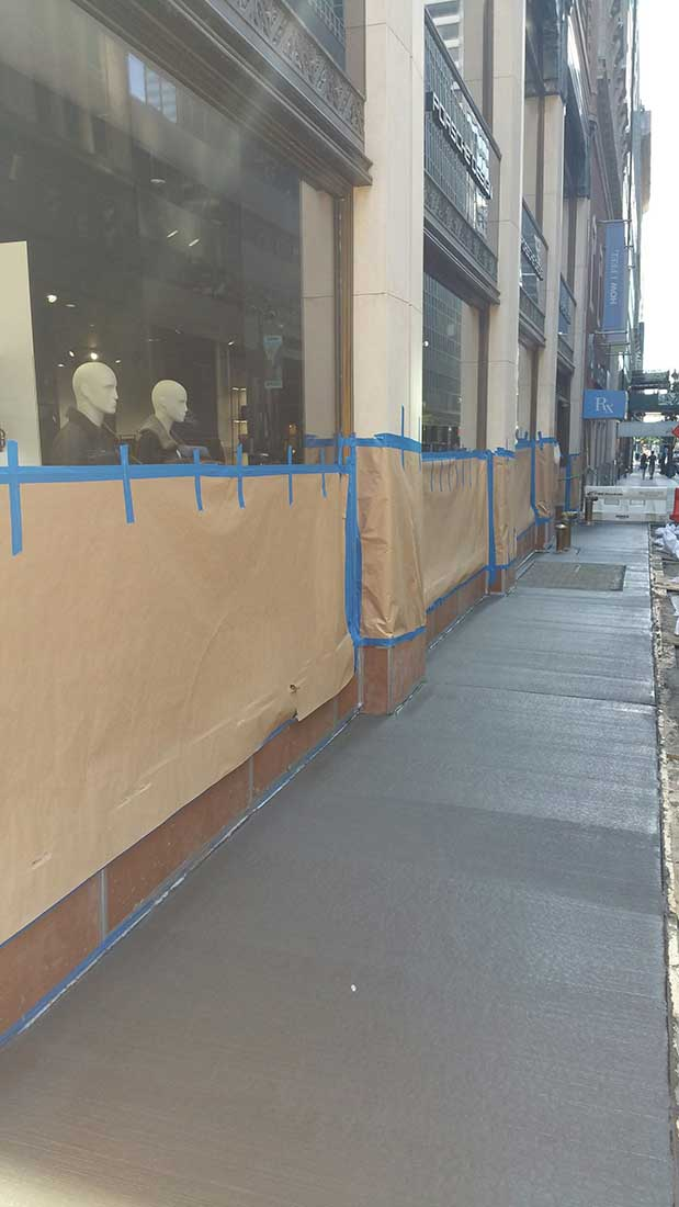 Sidewalk Replacement501 Madison Ave