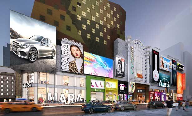 Tishman Realty Plans Complete Overhaul of E*Walk