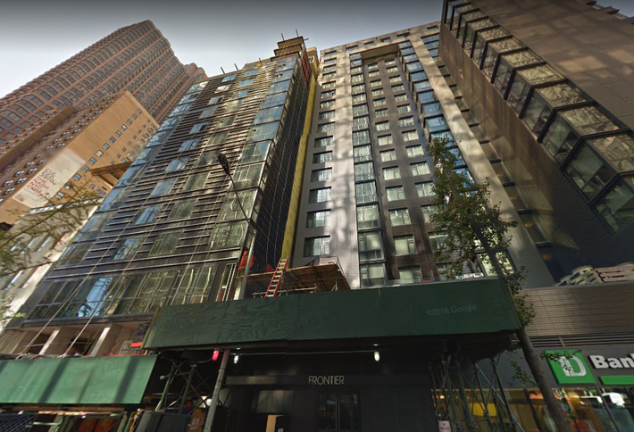 When Air Rights Aren't Air Rights